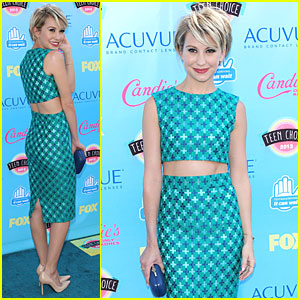Chelsea Kane - Teen Choice Awards 2013