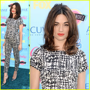 Crystal Reed - Teen Choice Awards 2013