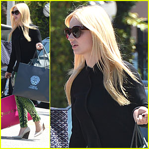 Emma Rigby: Los Angeles Shopping!