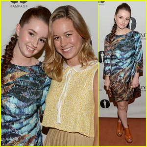 Kaitlyn Dever: 'Short Term 12' Screening with Brie Larson!