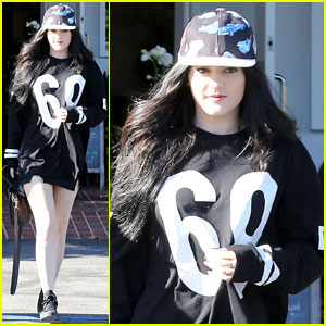Kylie Jenner: Fred Segal Shopper
