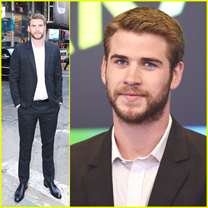 Liam Hemsworth: Nasdaq Closing Bell