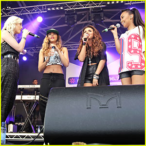 Little Mix: Liverpool International Music Festival Pics!