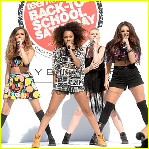 Little Mix: Teen Vogue Back-To-School Event Performance Pics!