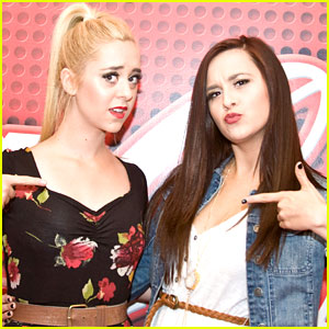 Megan & Liz: Coca Cola Lounge in Chicago