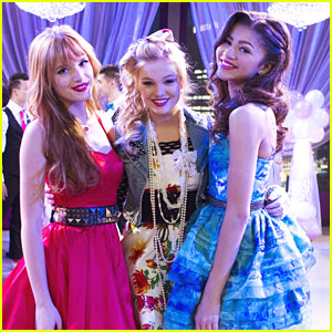 Olivia Holt Guest Stars on 'Shake It Up' (Exclusive!)