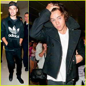 One Direction: Back in the U.S. for VMAs!