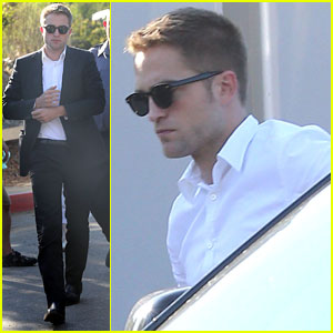 Robert Pattinson Hates His R-Patz Nickname!