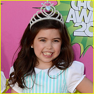 Sophia Grace: Little Red Riding Hood in 'Into the Woods'!