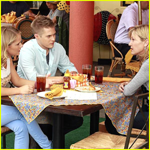 Lucas Grabeel: New 'Switched at Birth' Tonight!