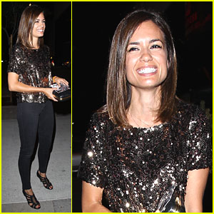 Torrey DeVitto: Still Smiling After Divorce Announcement