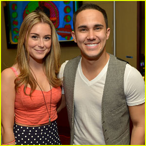 Carlos Pena & Alexa Vega: Proposal Details Revealed!