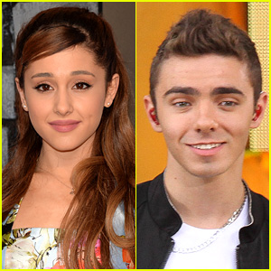 Ariana Grande & Nathan Sykes Confirm Relationship on Twitter