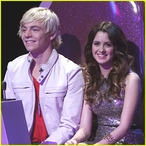 Laura Marano & Ross Lynch: New 'Austin & Ally' with Chloe & Halle Bailey!