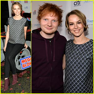 Bridgit Mendler: TJ Martell Foundation's Family Day