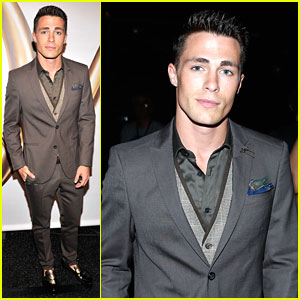 Colton Haynes: Theatre Geek in NYC