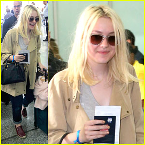 Dakota Fanning Joins Theo James for 'Franny'