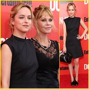 Dakota Johnson: 'Don Jon' with Mom Melanie Griffith