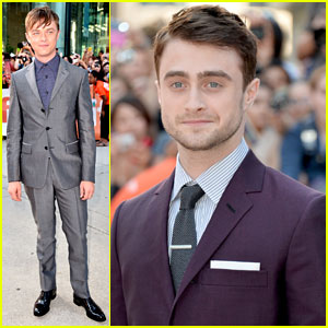 Daniel Radcliffe & Dane DeHaan: 'Kill Your Darlings' TIFF Premiere