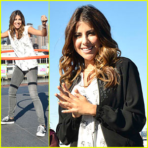 Daniella Monet: Nickelodeon & NFL Play 60 Event