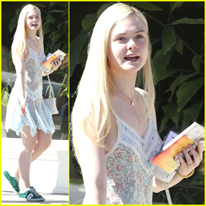 Elle Fanning: Some Kids Play Soccer, I Do Movies
