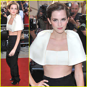Emma Watson: GQ Men of the Year Awards 2013