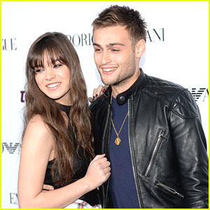 Hailee Steinfeld & Douglas Booth - Teen Vogue Young Hollywood Party 2013