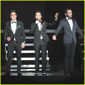 Il Volo: Radio City Music Hall Concert Pics!