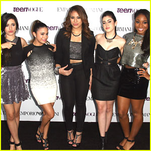 Fifth Harmony & Jackson Guthy - Teen Vogue Young Hollywood Party 2013