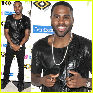 Jason Derulo: MOBO Awards Nomination Lunch 2013
