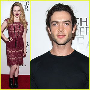 Jennifer Stone & Ethan Peck Have 'Nothing Left To Fear'