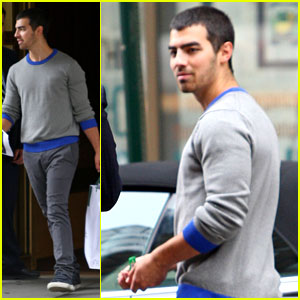 Joe Jonas Helping to Build Schools in Kenya