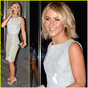 Julianne Hough: Hakkasan Hottie