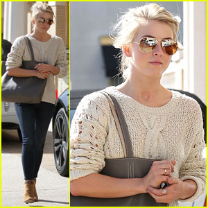 Julianne Hough: My Brother Derek Inspires Me Every Day!