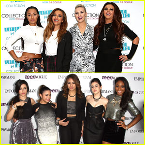Little Mix & Fifth Harmony to Tour with Demi Lovato!