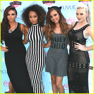 Little Mix Launching Makeup Line!