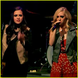 Megan & Liz: 'Release You' Live On Tour - Watch Now!