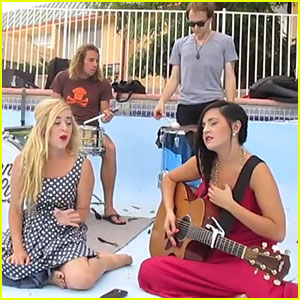 Megan & Liz Cover Katy Perry's 'Roar' - Listen Now!