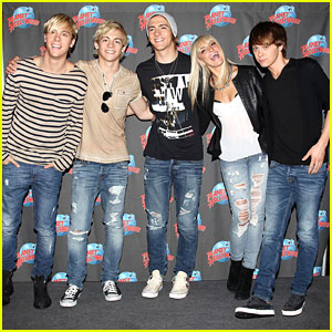 R5: Planet Hollywood & 'Good Morning America' Appearances!