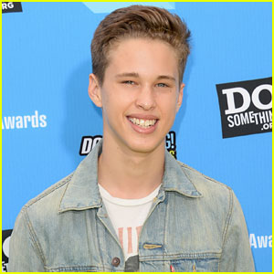 Ryan Beatty To Celebrate His 18th Birthday with JJJ & DoSomething!