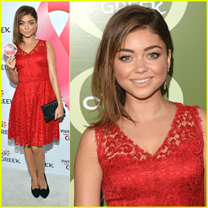 Sarah Hyland: Variety & Women in Film Pre-Emmy Party