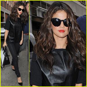 Selena Gomez: London Radio Promo