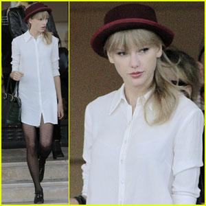 Taylor Swift Announces 'Red' London Tour 2014!