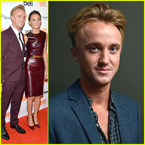 Tom Felton: 'Therese' Premiere at TIFF 2013