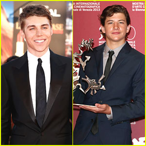 Tye Sheridan Wins at Venice Film Festival 2013