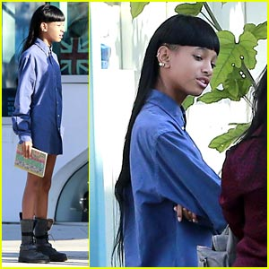 Willow Smith: Out in West Hollywood | Willow Smith | Just ...