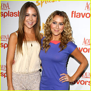 Alexa & Makenzie Vega: FlavorSplash Launch