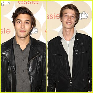 Alexander Koch & Colin Ford: People Mag's 'Ones to Watch' Party Pics!
