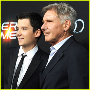 Asa Butterfield: 'Ender's Game' Hollywood Premiere