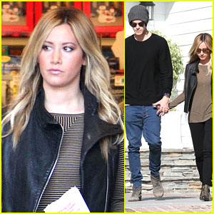 Ashley Tisdale & Christopher French: Pumpkin Pancakes for Breakfast!